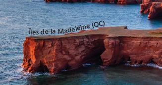 Iles De La Madeleine Microprint