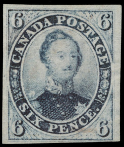 Prince Albert Canada Postage Stamp