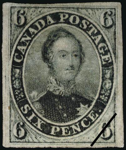 Prince Albert Canada Postage Stamp