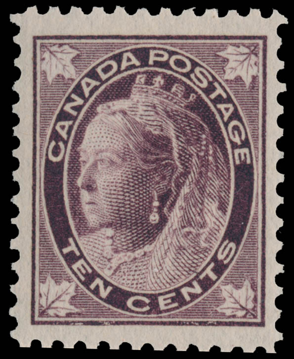 Queen Victoria - Canada Postage Stamp