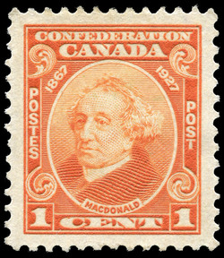 Confederation, 1867-1927 Canadian Postage Stamp Series