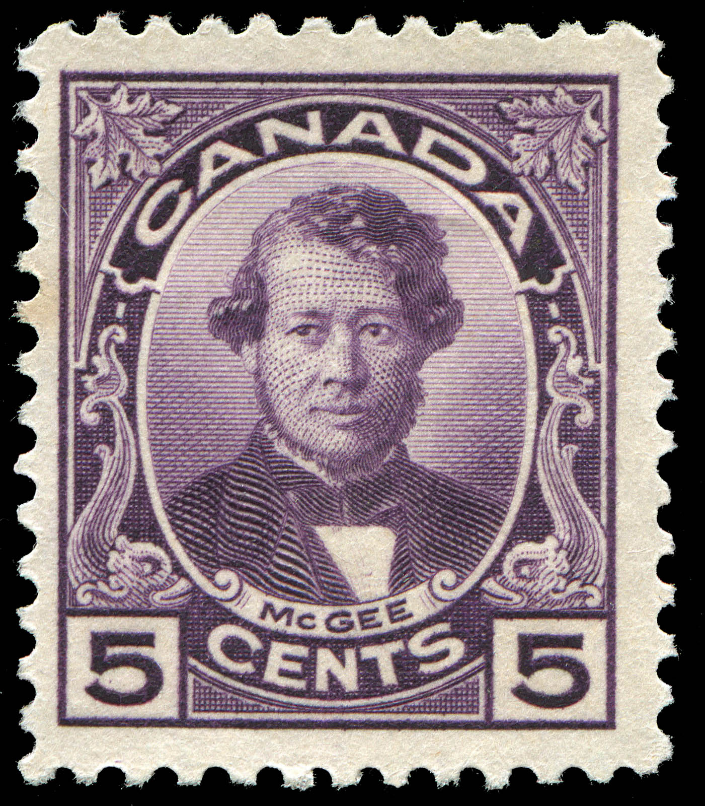 Thomas D'Arcy McGee Canada Postage Stamp