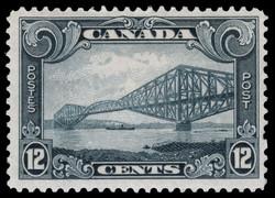 Quebec Cantilever Bridge Canada Postage Stamp