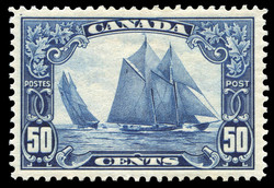 Bluenose Canada Postage Stamp