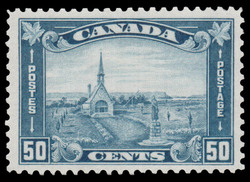 Grand Pre Canada Postage Stamp