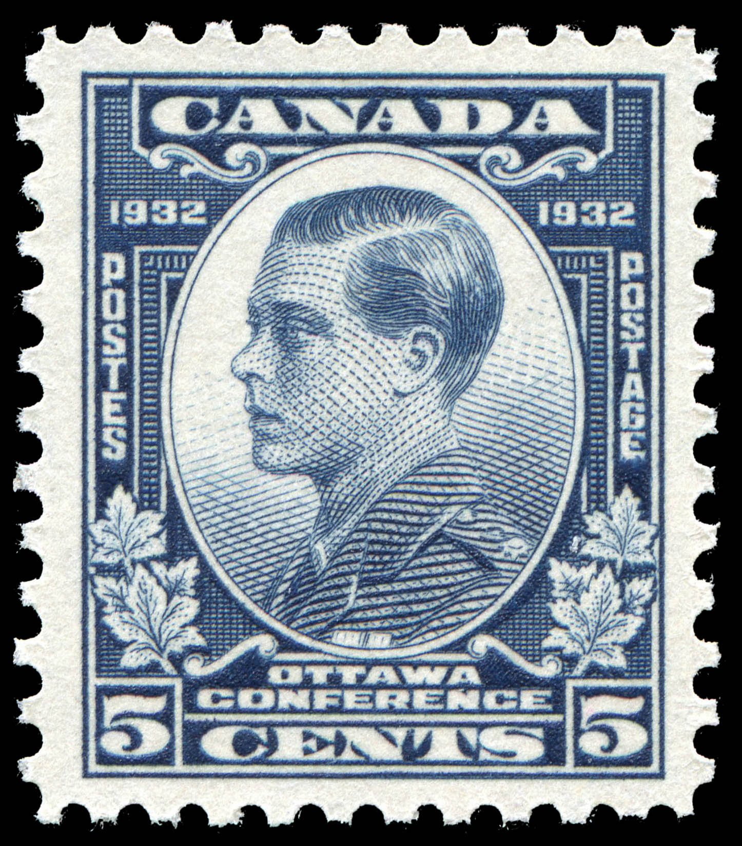 Prince of Wales Canada Postage Stamp