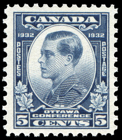 Prince of Wales Canada Postage Stamp | Ottawa, Conference, 1932