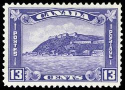 Quebec Citadel Canada Postage Stamp
