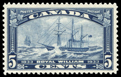 Royal William, 1833-1933 Canada Postage Stamp