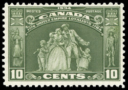 United Empire Loyalists, 1776-1784 Canada Postage Stamp
