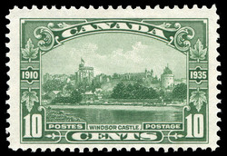 Windsor Castle Canada Postage Stamp