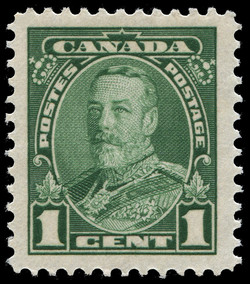 King George V Canada Postage Stamp