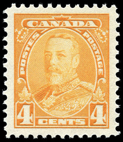 King George V  Postage Stamp