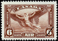 Daedalus in Flight, Air Canada Postage Stamp