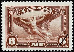Daedalus in Flight, Air Canada Postage Stamp