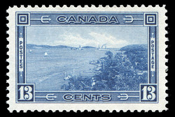 Entrance, Halifax Harbour Canada Postage Stamp