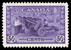Canadian Munitions Factory Canada Postage Stamp