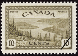 Great Bear Lake, Northwest Territories Canada Postage Stamp