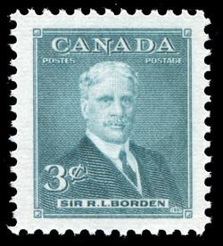 Sir R.L. Borden Canada Postage Stamp | Prime Ministers