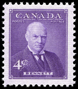 Bennett Canada Postage Stamp | Prime Ministers