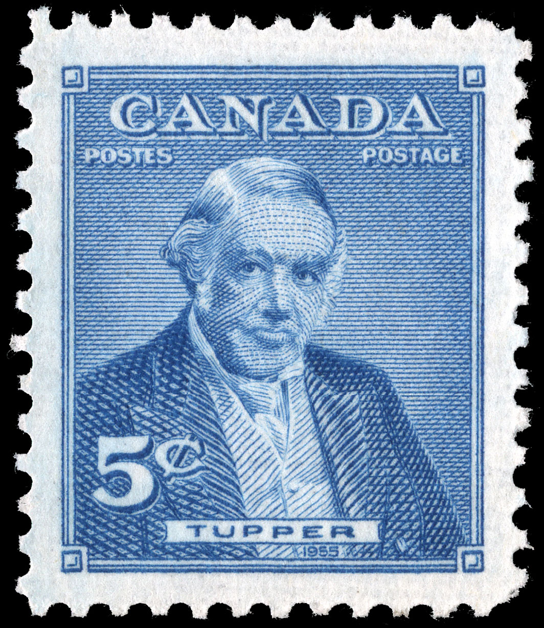 Tupper Canada Postage Stamp | Prime Ministers