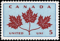Floral Emblems Canadian Postage Stamp Series