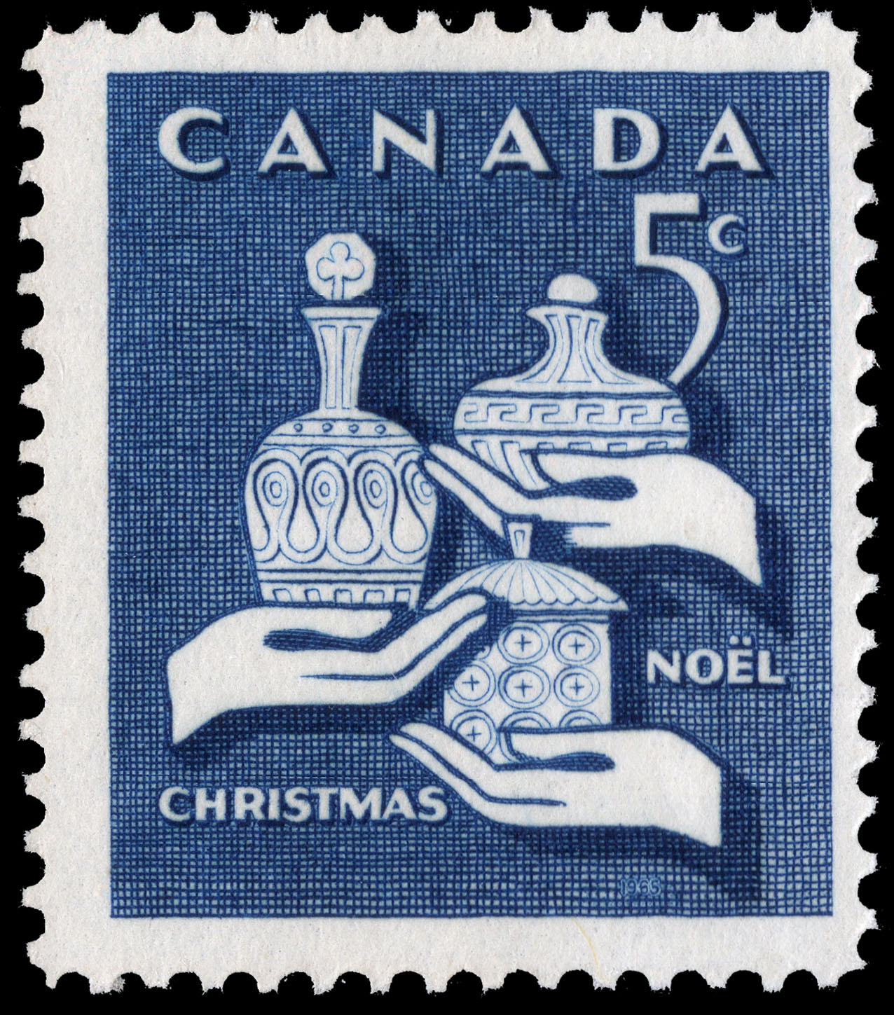 Gifts of the Magi Canada Postage Stamp | Christmas