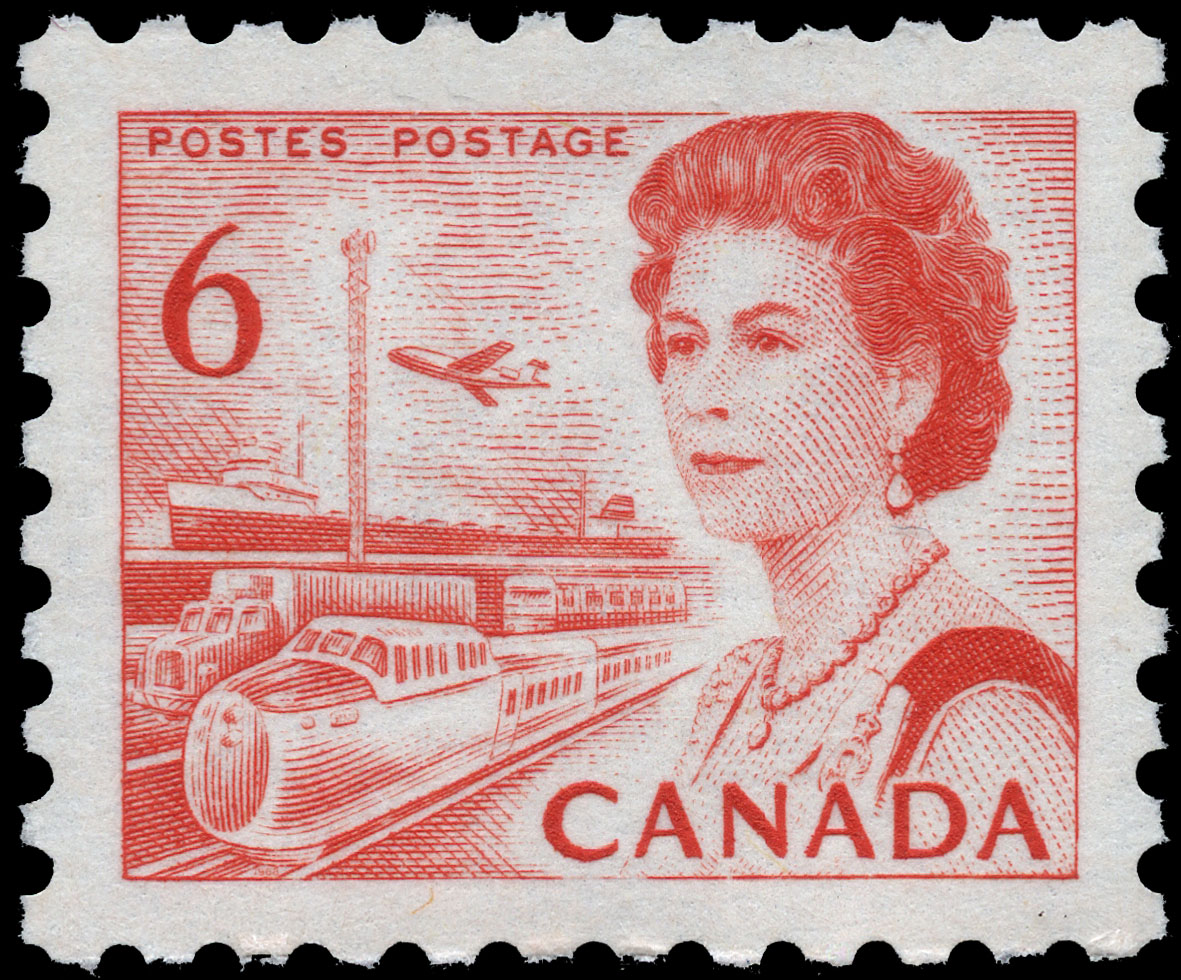 1968 Canadian Stamps