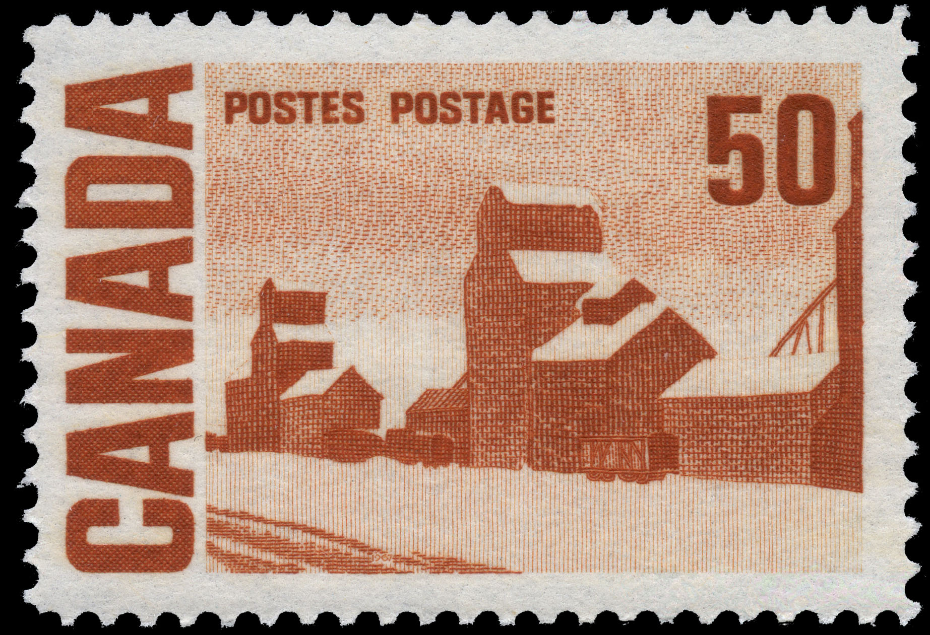Summer's Store Canada Postage Stamp