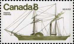 Beaver  Postage Stamp