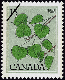 Trees of Canada Canadian Postage Stamp Series