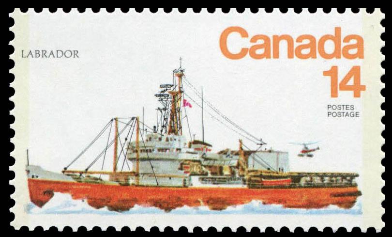 Labrador Canada Postage Stamp