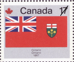Canada Day Canadian Postage Stamp Series