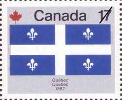 Quebec, 1867 Canada Postage Stamp | Canada Day