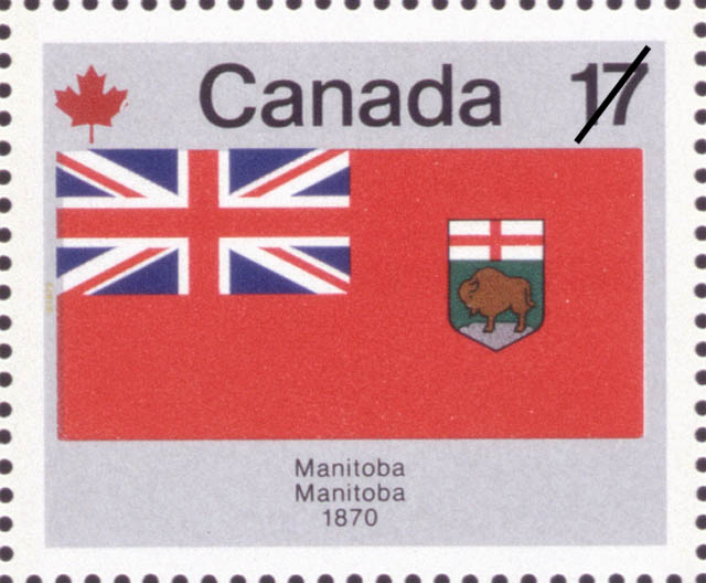 Manitoba, 1870 Canada Postage Stamp | Canada Day