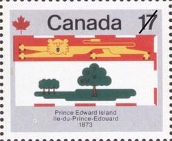 Prince Edward Island, 1873 Canada Postage Stamp | Canada Day