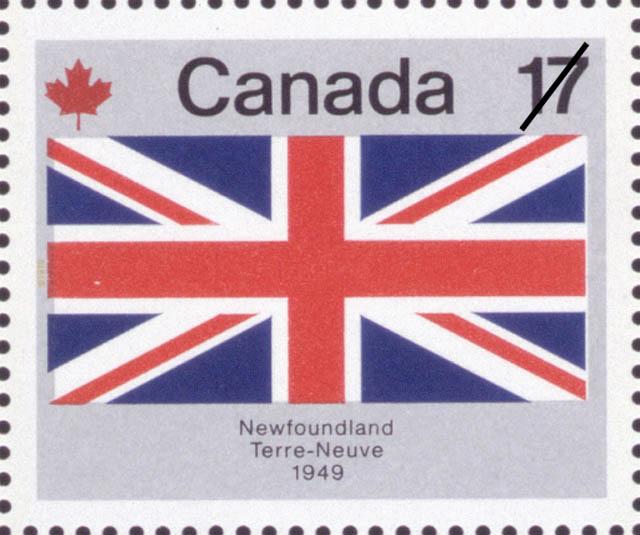 Newfoundland, 1949 Canada Postage Stamp