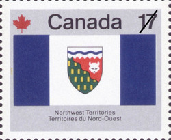 Northwest Territories Canada Postage Stamp | Canada Day