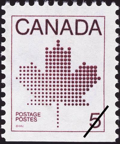 Maple Leaf Canada Postage Stamp | Maple Leaf