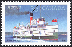 Segwun Canada Postage Stamp | Steamships