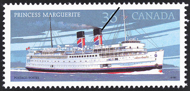 Princess Marguerite Canada Postage Stamp