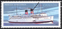 Princess Marguerite Canada Postage Stamp | Steamships
