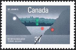 St. John's, Newfoundland Canada Postage Stamp