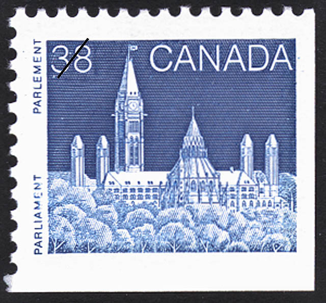 Parliament Canada Postage Stamp | Parliament Buildings
