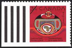 Rebirth Canada Postage Stamp | Christmas, Native Nativity