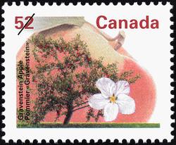 Gravenstein Apple Canada Postage Stamp | Fruit Trees