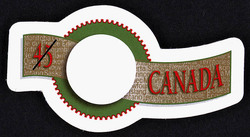 Greeting Stamp Canada Postage Stamp