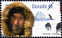 Traditions Canada Postage Stamp | The Arctic