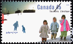 The Future Canada Postage Stamp | The Arctic