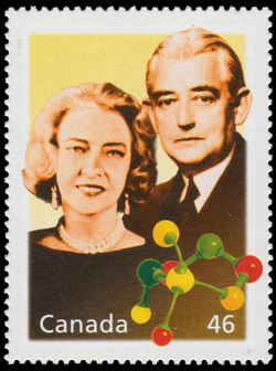 The Killam Legacy Canada Postage Stamp | The Millennium Collection, A Tradition of Generosity